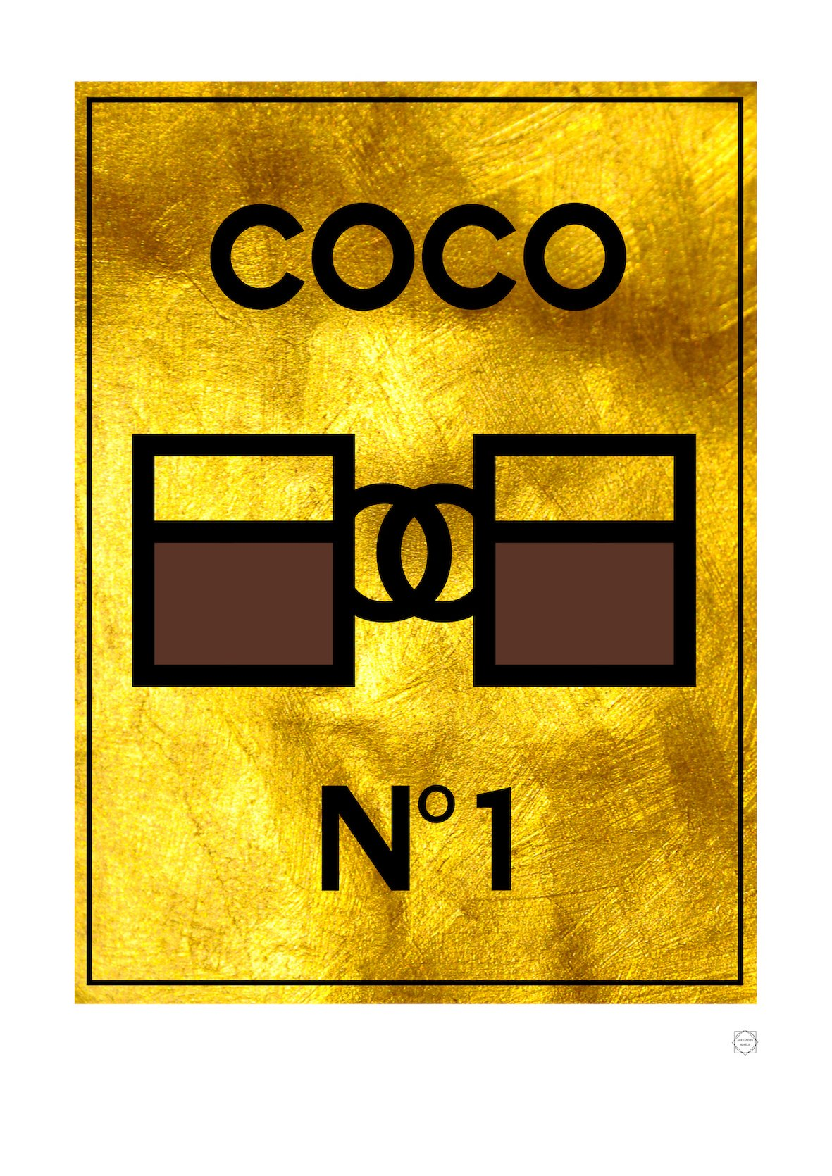 Coco n1 Gold